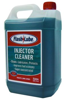 5 litrù aditiva do benzinu - Flashlube Injector Cleaner